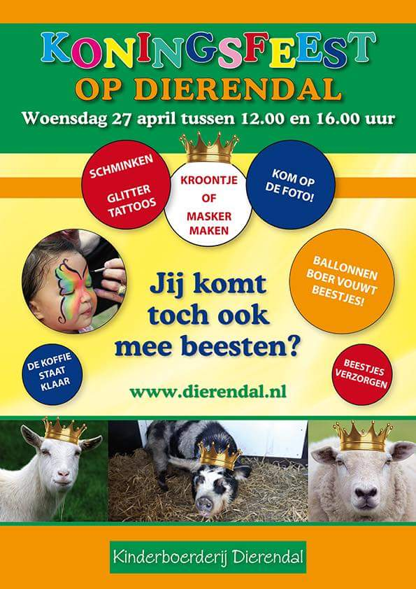 Koningsfeest 27 April